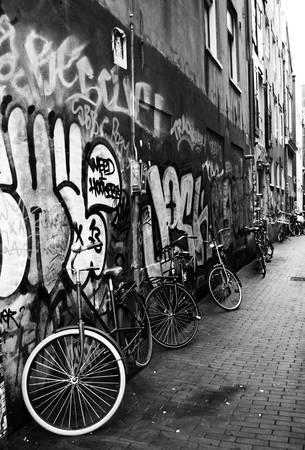habbit: bicycles