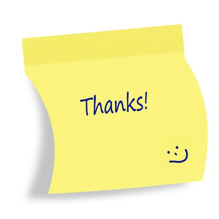 thankyou: thank you note