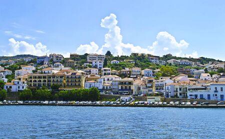 messinia: Pylos landscape in Messinia Peloponnese Greece Stock Photo