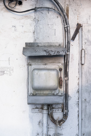 old electric switch