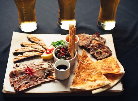 appetizer beer set