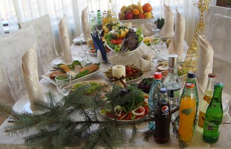 festive food: Traditional festive food