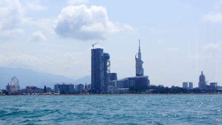 Batumi city, Ajara, Georgia Stock Photo