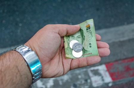 rendite: Il denaro in Thailandia