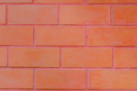 antecedents: Red brick wall background one beautiful