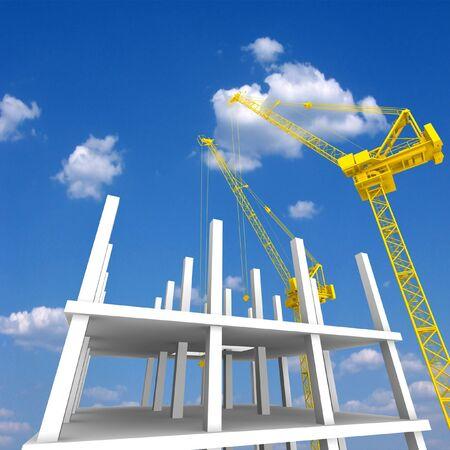 3D building activity