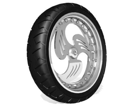 New wheel Stock Photo - 16868725