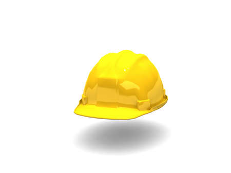 Yellow Hard Hat photo