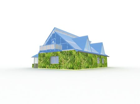 echo: echo house metaphor