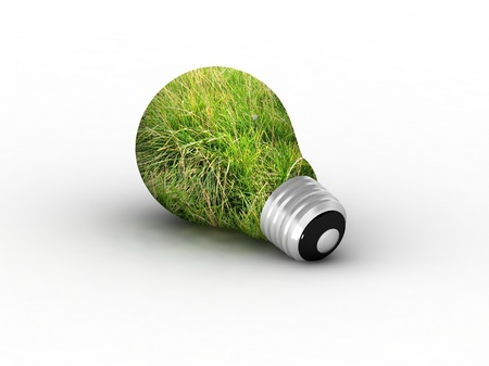 eco energy metaphor photo