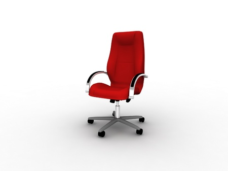 office easy chair Stock Photo - 18554479