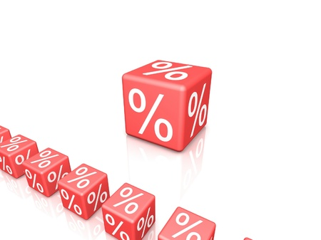 white interest rate: Very Big Percent