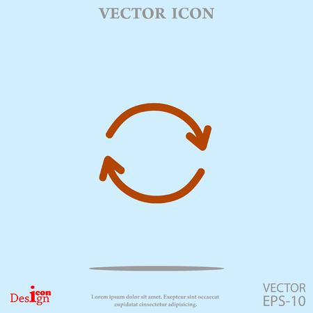 cyclic: cyclic vector icon