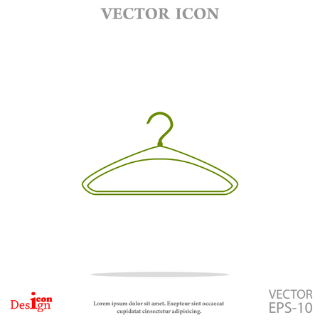 hatrack vector icon