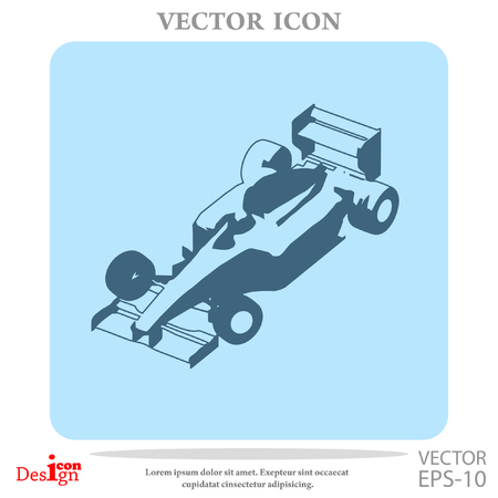 sport car vector icon