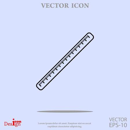 centimeter: centimeter vector icon