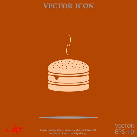 burger vector icon