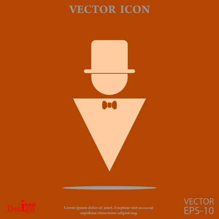 man vector icon