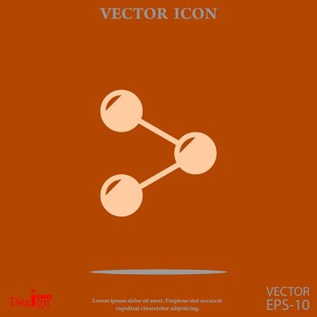 diagrama de arbol: vector icon cuota