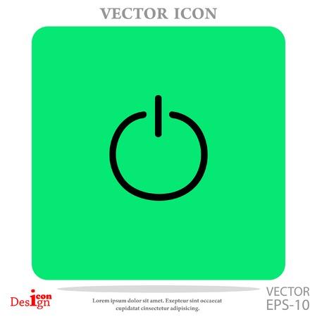power vector: power vector icon