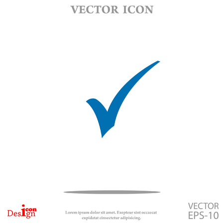 ok vector icon