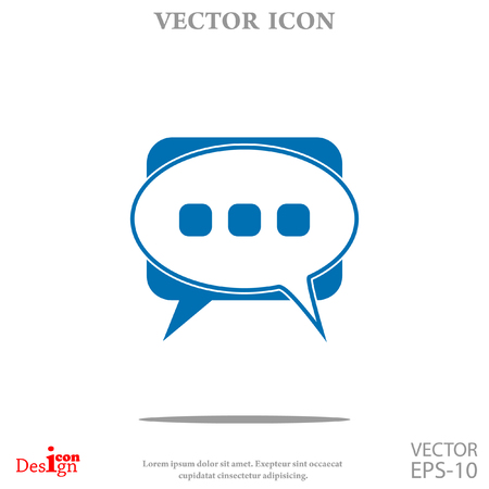 messages: messages vector icon