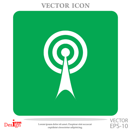 wi: wifi vector icon