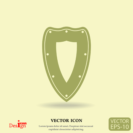 protect: protect vector icon Illustration