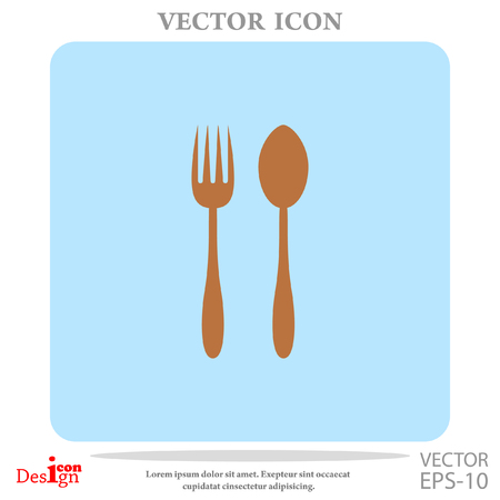 flatwares: dishware vector icon