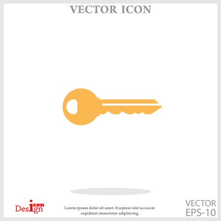 tool unlock: key icon
