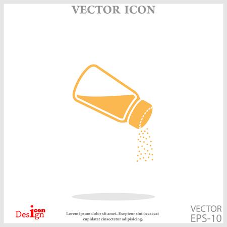 salt icon Illustration