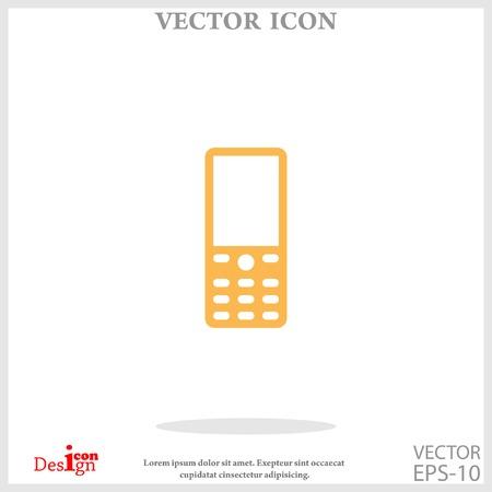 cellphone: cellphone icon