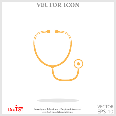 聴診器のアイコン