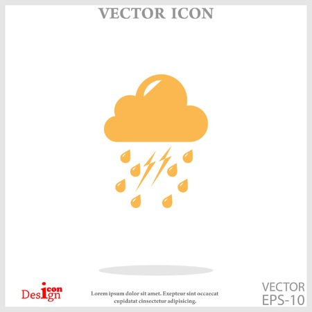 overcast: weather icon