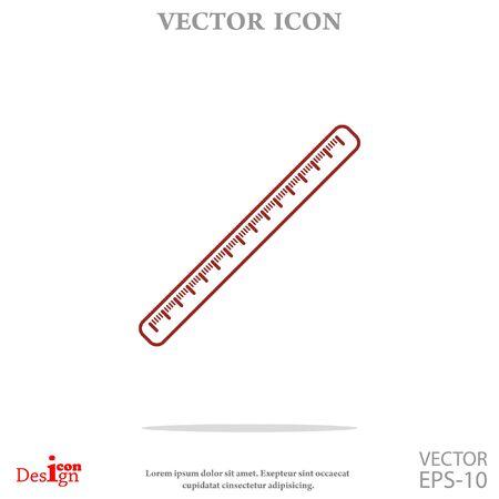 centimeter vector icon