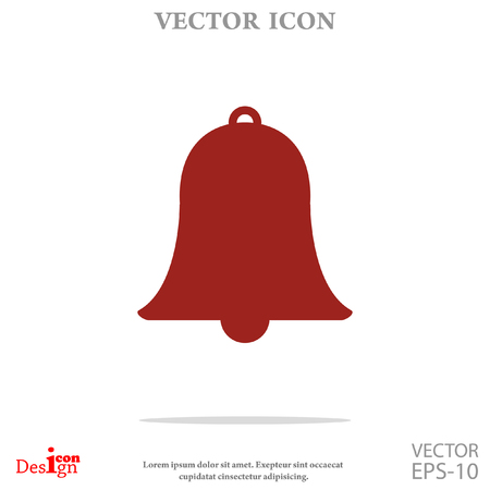 bell vector icon
