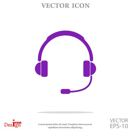 support vector icon Illustration