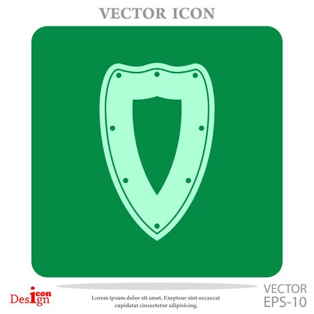 protect vector icon Illustration