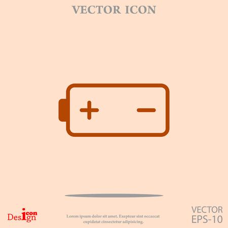battery vector icon