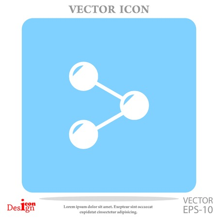 share vector icon