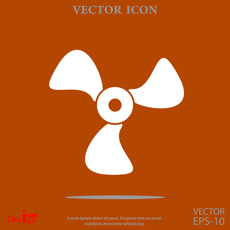 Cooler vector icon Illustration