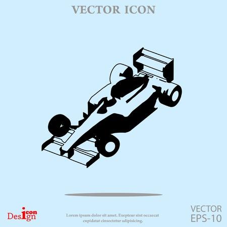 sport car vector icon