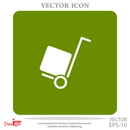 post: delivery vector icon
