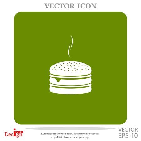 sesame: burger vector icon