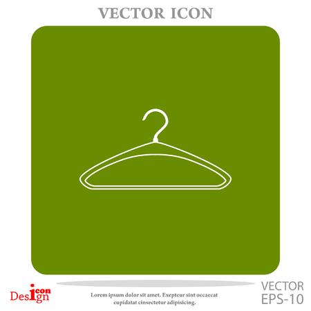 sellout: hatrack vector icon