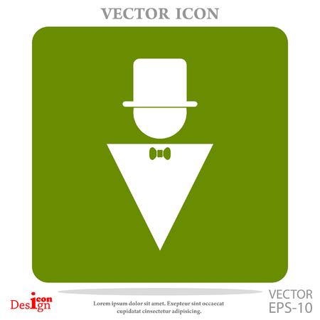 man vector icon