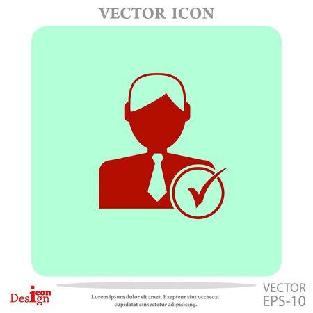 add friend vector icon