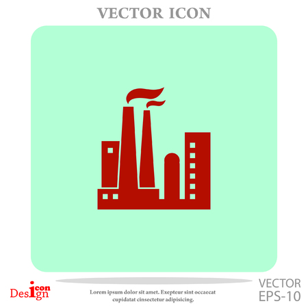plant vector icon Illustration