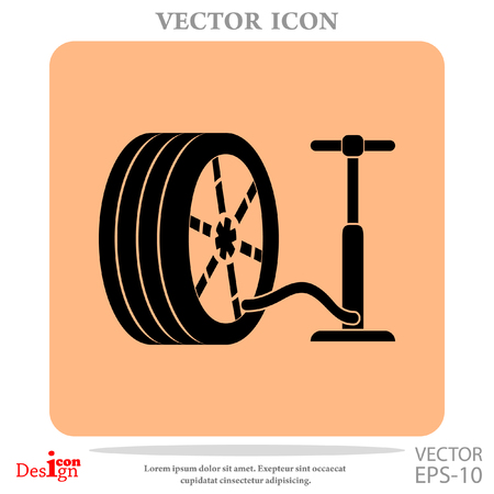 pomp en band vector icon