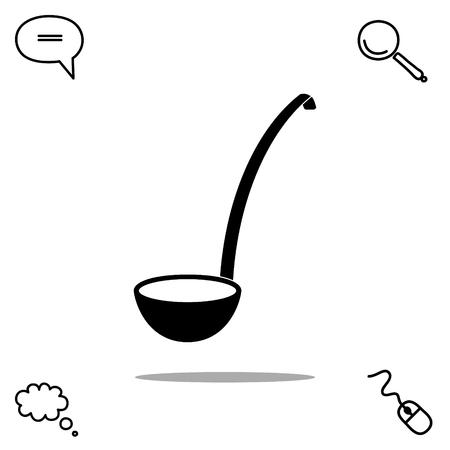 ladles: ladle vector icon